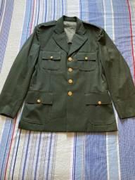 Vendo túnica verde-oliva exército (5º uniforme)