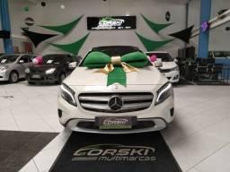 Mercedes-Bens GLA 200 Vision 1.6 Turbo Automática 2015