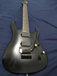 Guitarra Cort Viva Gold 03 Preto Fosco - Captação EMG 81 / 85