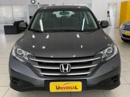 Honda crv lx aut 2.0 única dona