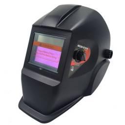 Máscara De Solda Automática Com Regulagem Mig Tig Eletrodo