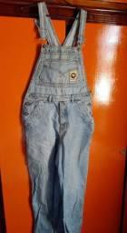 Macacão Jeans Vintage