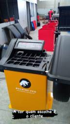 Balanceadora de Rodas Motorizada Automática Machine-Pro
