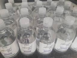 Álcool em gel 70%. 500ml