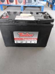 Bateria Tudor Tracionária TT38KPE 130ah(semi-nova)