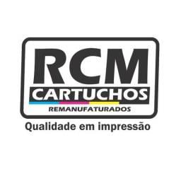 RCM Cartuchos recarga de cartuchos manutenção em impressoras !!
