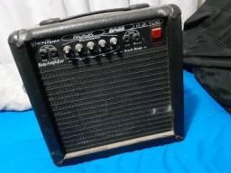 Caixa amplificada WarnMusic R.B.108