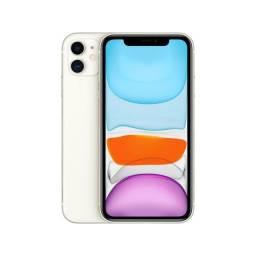IPhone 11 64gb Branco Lacrado Nacional com Nota Fiscal