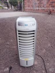 Climatizador de ar clean AIR quente e frio