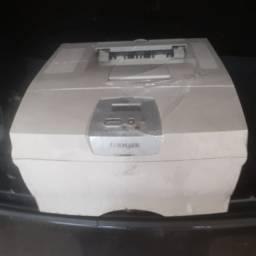 Impressora lexmart T430