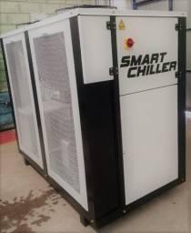 Chiller 60.000kcal Ar - Geladeira Industrial