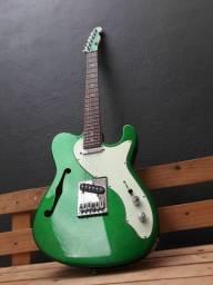 Guitarra Tagima Tele Semi Acustica T484 Limited Edition Verde Metálico, so venda!!!