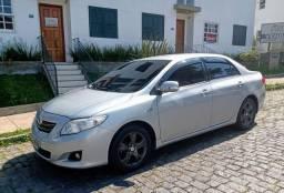 Corolla 2009 xei 1.8 flex vendo ou troco