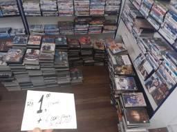 Novo lote de DVDs originais por 1 Real cada