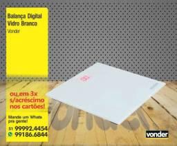 Balança digital de vidro 150 kg, BDV 0150 Vonder