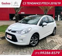C3 Tendance 1.2 PTech, 2018/2019 - Completo, Flex