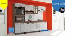 Cozinha Mery completa 5 peças