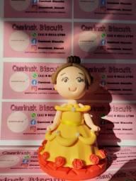 Topo de bolo em biscuit / decoração de festas