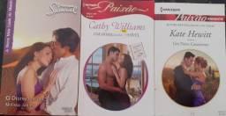 Vendo ou troco livros de Romance.
