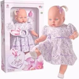 Boneca Judy+Mamadeira