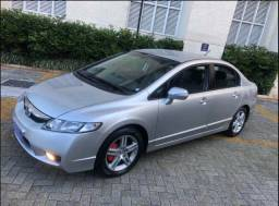 Honda Civic 1.8 Exs Flex Ano 2010