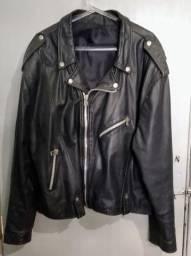 Jaqueta de couro legítimo  (Vendo ou troco)