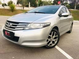 MK* Honda City 2010 EX - Automático - Carro em excelente estado