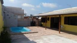 Casa itapoa sc ( piscina 20.000 e ar condicionado)