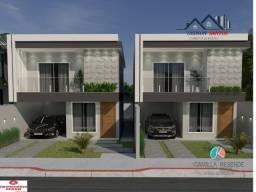 UED - c - 25 - Linda casa com excelente acabamento em Morada de Laranjeiras