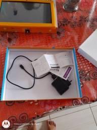 Tablet na caixa