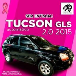 Tucson Gls AT 4X2 16V 2015 Financio