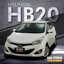 Hb20 SEDAN PREMIUM AUTOMÁTICO 2014 entrada a partir de 5 mil