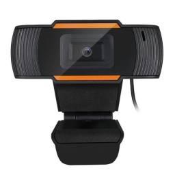 WebCam HD 720p, c/ Microfone