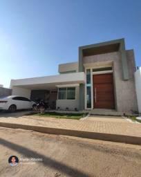 Casa Alto Padrão de 3 Quartos + 3 suítes com closet, Cond. Villa Bella, Juazeiro - BA