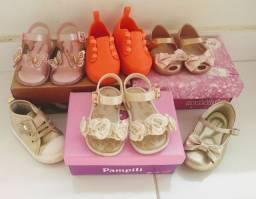 Sapatilhas e sapatos