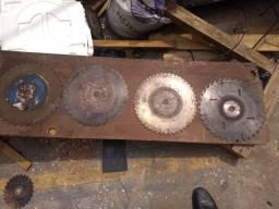 21 Disco de Serra circular usadas por 500,00