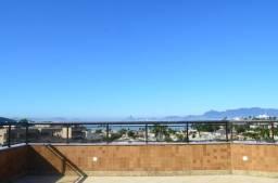 Cobertura Duplex para alugar - Vista Indevassável - Jardim Guanabara - 5 Quartos