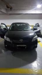 Toyota Corolla 2010 XEI 1.8 automático. GNV Completo