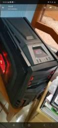 PC GAMER I7 com 10GB de RAM e placa de vídeo Urgente