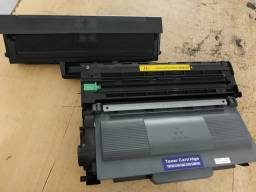 Recargas de cartuchos e toners e instalação de bulk ink