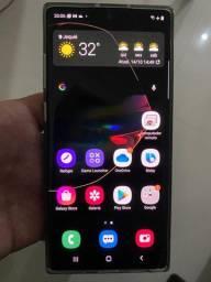 Samsung Note 10 Puls com Relógio Samsung Galaxy Watch BT 46mm