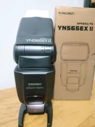 Flash Yongnuo 565EX II para Canon