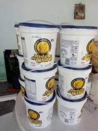 Baldes de 15Kg lugar de margarina