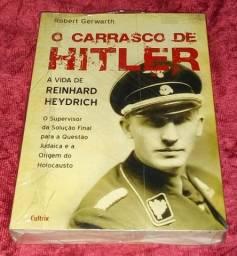 O Carrasco de Hitler (e outros,leia a descrição)