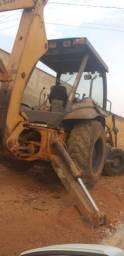 Retro escavadeira case 580M