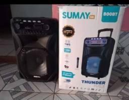 Caixa de som Sumay 800 BT