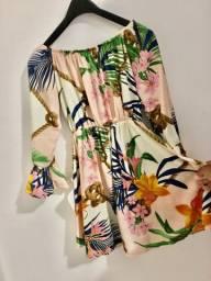 Título do anúncio: Vestido ciganinha florido