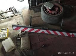 Para-choque traseiro HR