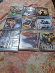 Vendo jogos para ps3 original
