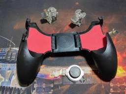 Controle gamepad  com analogico e<br> gatilhos.